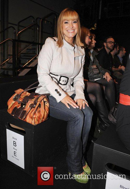 Anastacia and London Fashion Week 4