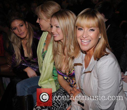 Anastacia, Hannah Sandling and London Fashion Week 6
