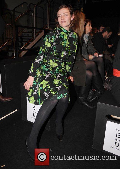 London Fashion Week Autumn/Winter 2008 - Jenny Packham...