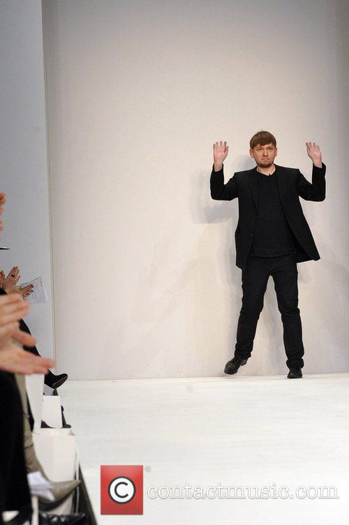 Jens Laugesen London Fashion Week Autumn/Winter 2008 -...