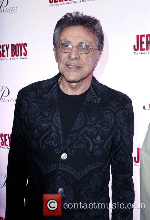 Frankie Valli Opening Night of 'Jersey Boys The...