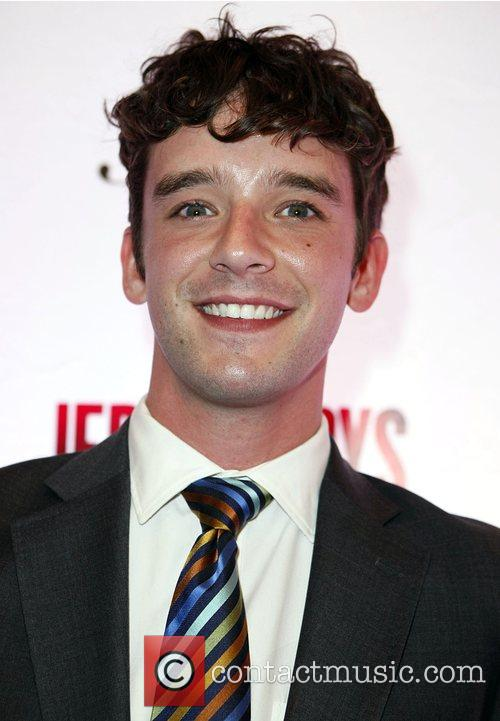 Michael Urie Opening Night of 'Jersey Boys The...