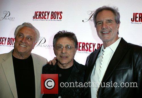 Tommy DeVito, Frankie Valli and Bob Gaudio Opening...