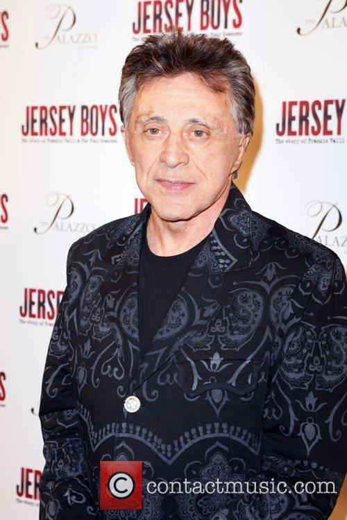 Frankie Valli Opening Night after party of Jersey...