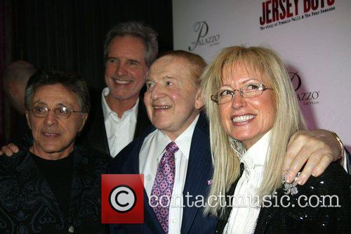 Frankie Valli, Bob Gaudio, Sheldon Adelson, Dr. Miriam...