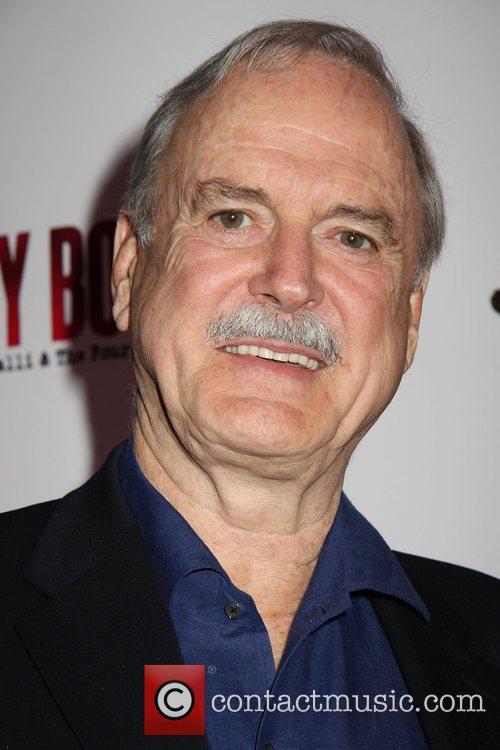John Cleese Opening Night of 'Jersey Boys The...