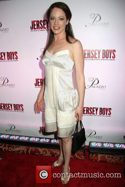 Kristi Holden Opening Night of 'Jersey Boys The...