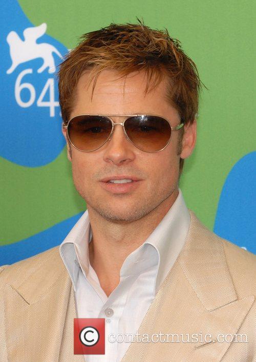 Brad Pitt 64th Venice Film Festival 2007 'The...