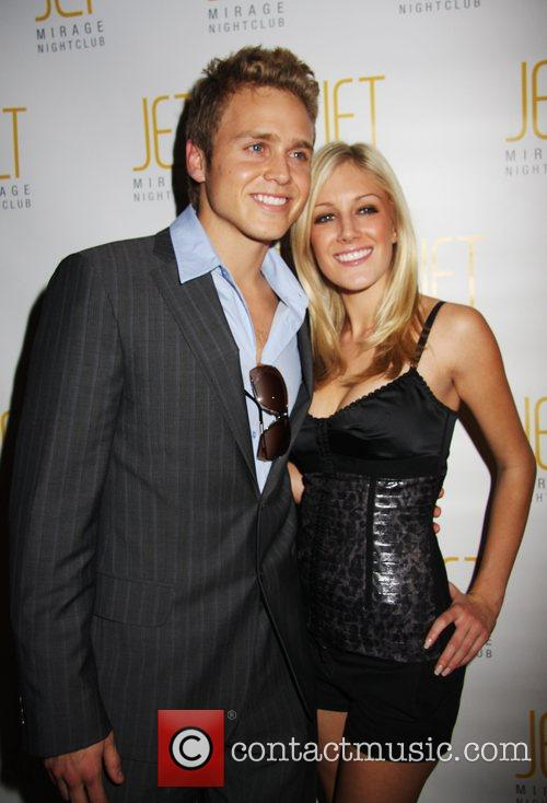 Spencer Pratt and Heidi Montag host an exclusive...