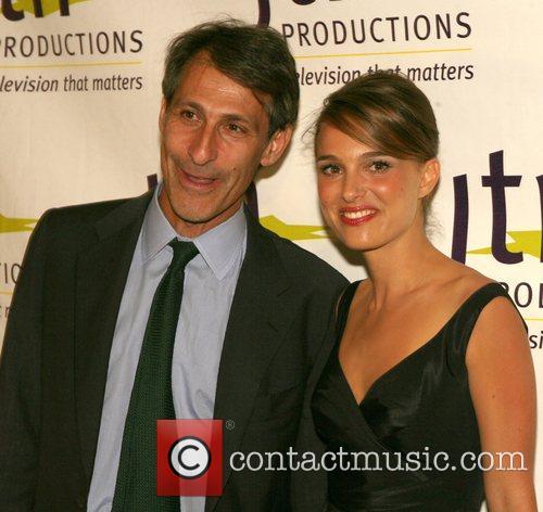 Michael Lynton and Natalie Portman  Jewish Televison...
