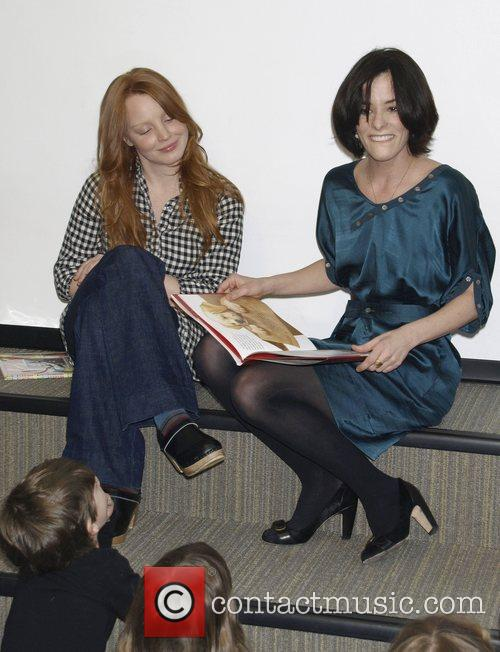 Lauren Ambrose and Parker Posey 3