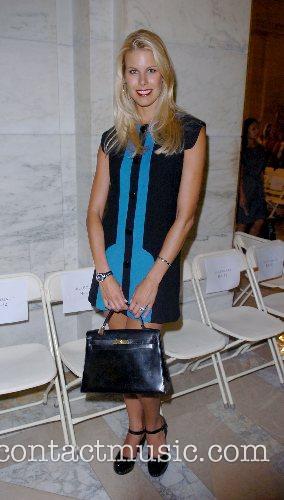 Beth Ostrosky Mercedes-Benz Fashion Week New York Spring...
