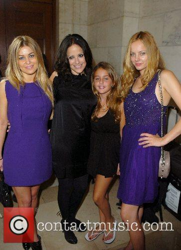 Carmen Electra, Jill Stuart With Daughter and Bijou Phillips 6