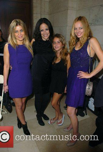 Carmen Electra, Jill Stuart With Daughter and Bijou Phillips 9