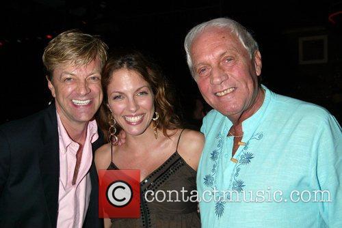 Jim Caruso, Hilary Kole and Robert Kole 1