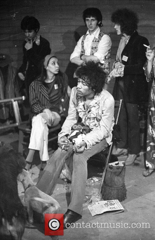 Jimi Hendrix With Curtis Knight The Eternal Fire Of Jimi Hendrix