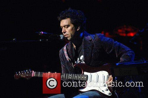 Doyle Bramhall II performing at the Jimi Hendrix...
