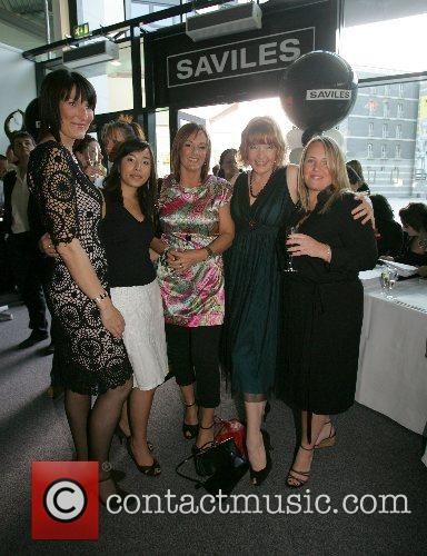 Charlie Hardwick and guests Sir Jimmy Savile launches...