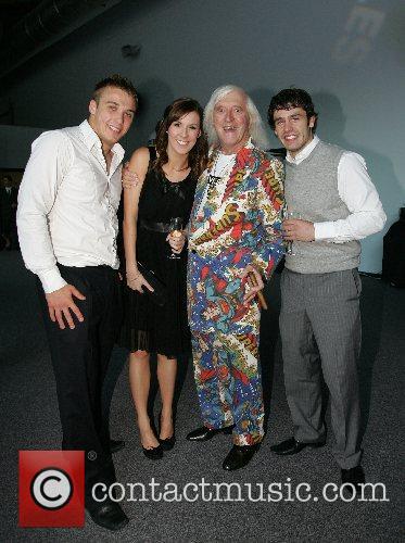 Guest, Verity Rushworth, Sir Jimmy Savile and Kelvin...