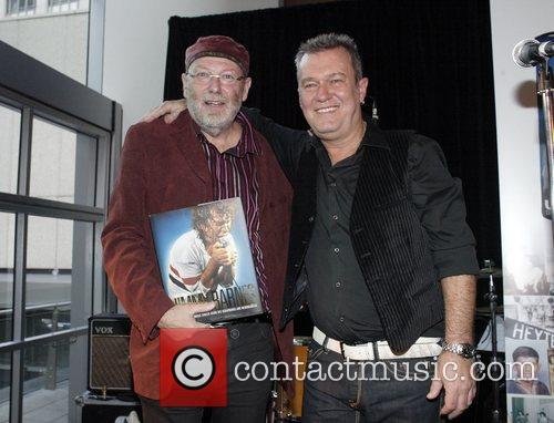 The launch of Jimmy Barnes' biography, which is...