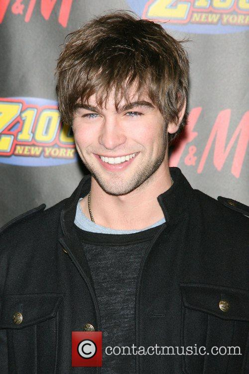 Chace Crawford Z100's Jingle Ball 2007 at Madison...