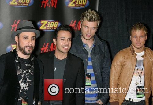 Z100's Jingle Ball 2007 at Madison Square Garden...