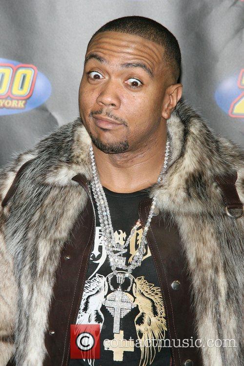 Timbaland Z100's Jingle Ball 2007 at Madison Square...