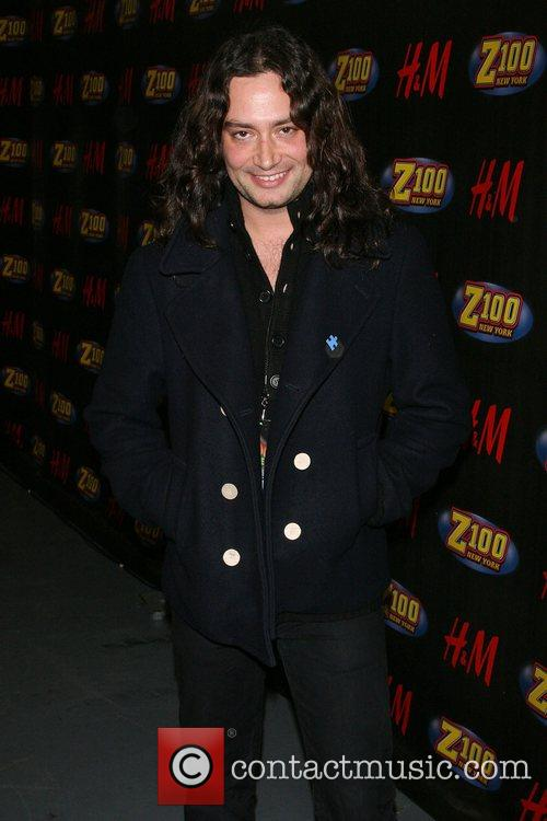 Constantine Maroulis Z100's Jingle Ball 2007 at Madison...