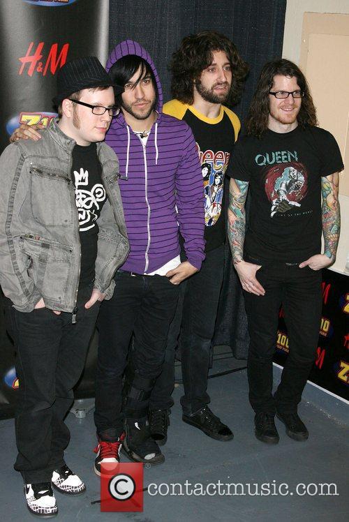 Fall Out Boy (Patrick Stump, Pete Wentz, Joe...