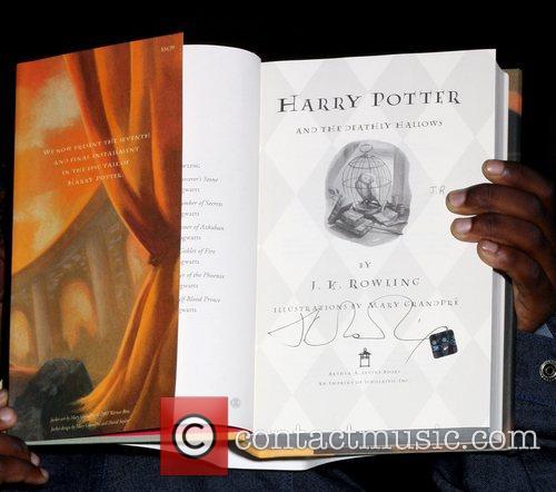 J.K. Rowling autograph 'Harry Potter' author J.K. Rowling's...