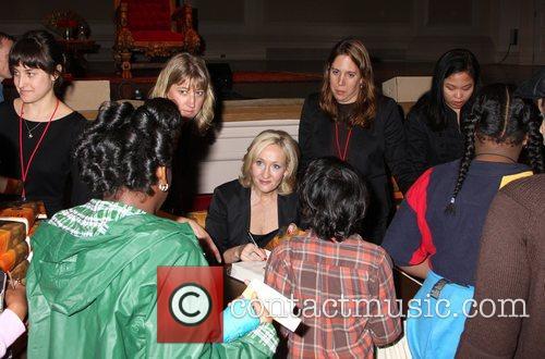 J.K. Rowling J.K. Rowling Open Book Tour Concludes...