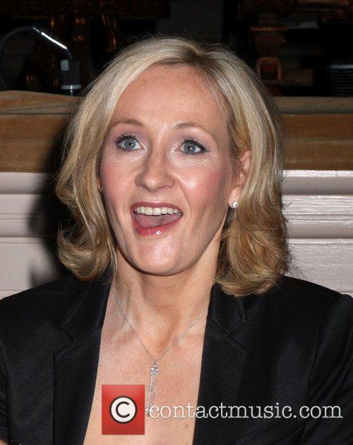 J.K. Rowling 'Harry Potter' author J.K. Rowling's 'Open...