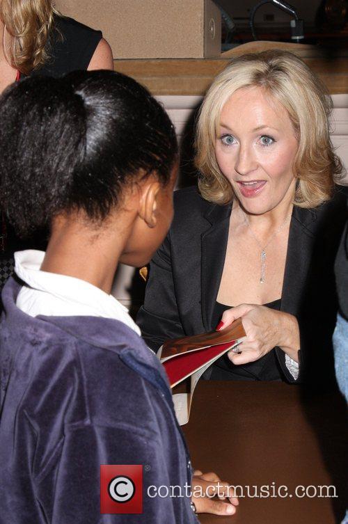 'Harry Potter' author J.K. Rowling's 'Open Book Tour'...