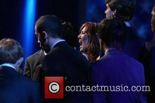 Jo Dee Messina performs at the President's Dinner...