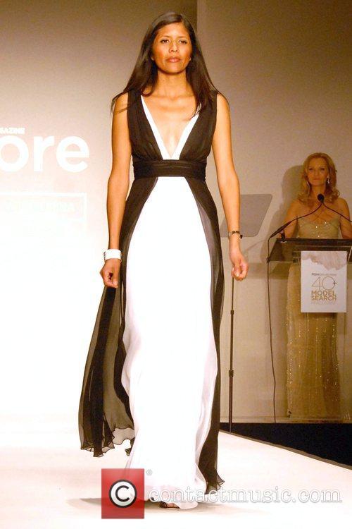8th Annual MORE Magazine/Wilhelmina 40+ Model Search at...