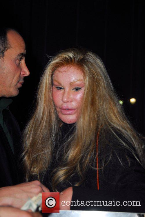 Famous for her extensive plastic surgery leaving Katsuya...