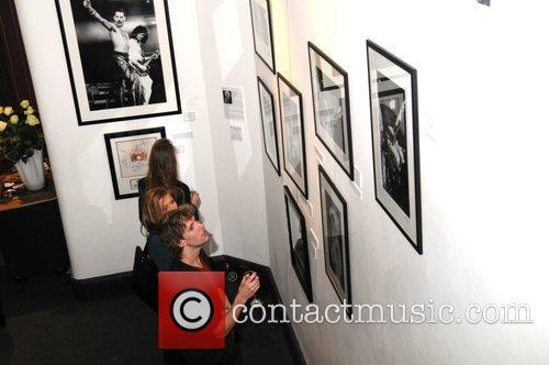 Alice Cooper, David Bowie, Ronnie Wood, Tina Turner, U2