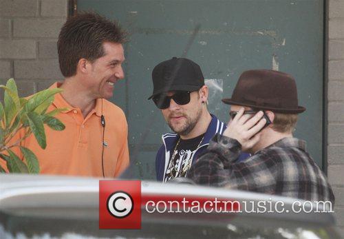 Joel Madden and Josh Madden 4