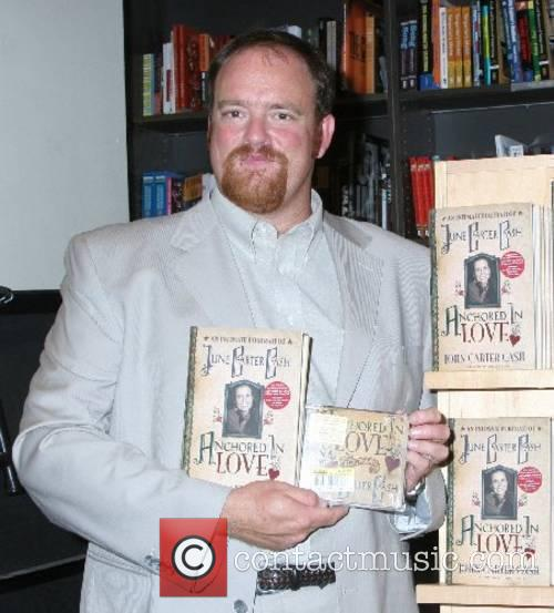 John Carter Cash Book and cd signing at...