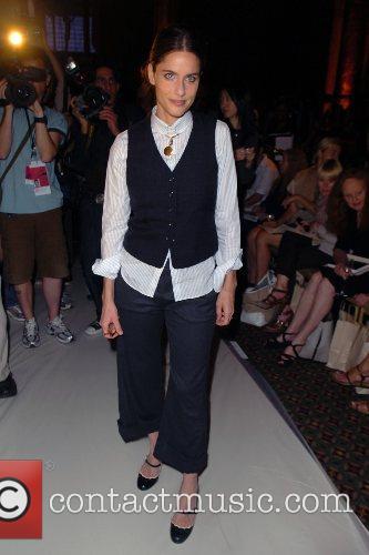 Mercedes-Benz Fashion Week New York Spring 2008 at...
