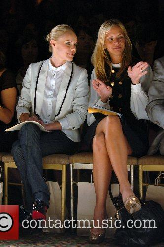 Kate Bosworth and Meredith Melling Burke 9