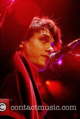 John Mayer  performing songs from his new...