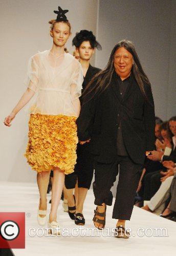 John Rocha  London Fashion Week Spring/Summer 2008...