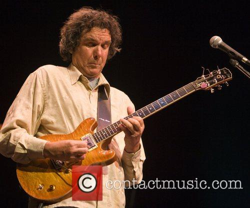 Jazz Rock guitarist John Etheridge, ex- Soft Machine,...