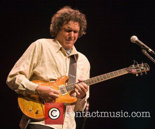 Jazz Rock guitarist John Etheridge, ex- Soft Machine,...