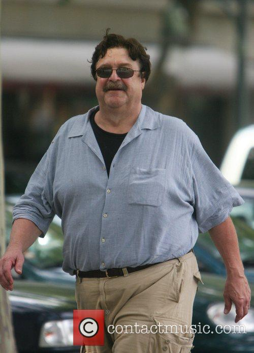 * GOODMAN LEAVES REHAB American actor JOHN GOODMAN...