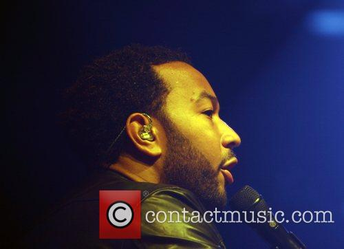 John Legend perfoming live at the 2007 Roskilde...