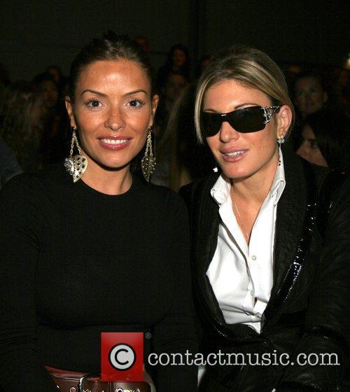Ellen Rives London Fashion Week Spring/Summer 2008 at...