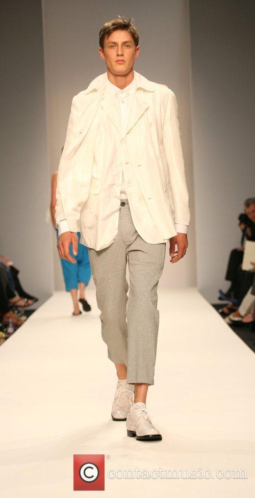 London Fashion Week Spring/Summer 2008 at the Natural...