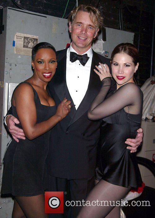 Brenda Braxton, John Schneider & Bianca Marroquin in...